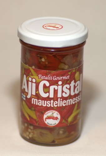 Pickled Aji Cristal