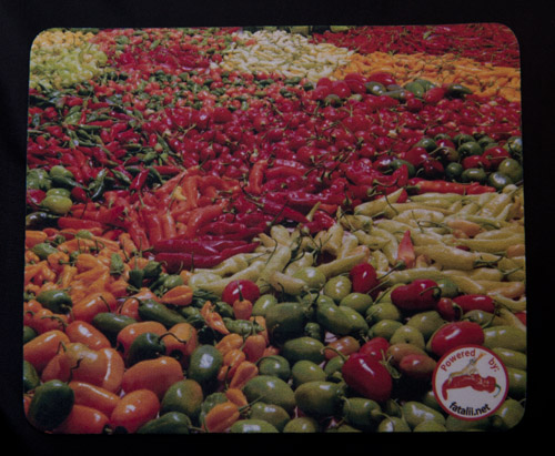 Mouse Mat 'Harvest 1'