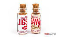 Very limited batch of EXTREMELY HOT Fatalii Gourmet Jigsaw chile pepper powder collections now available again